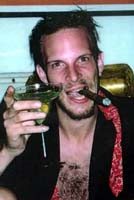 Chris 'Siggy' Toothless