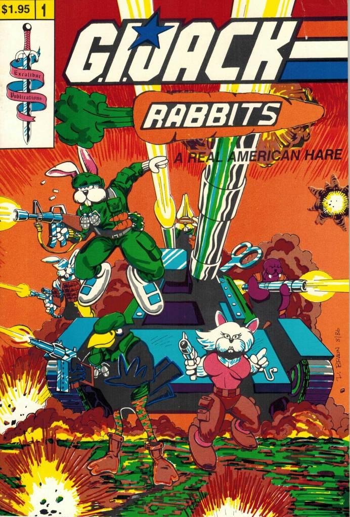 G.I. Jack Rabbits 1